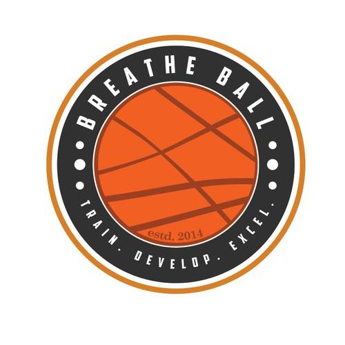 Basketball Training Logo