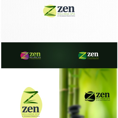 Logo for Zen Wellness Spa