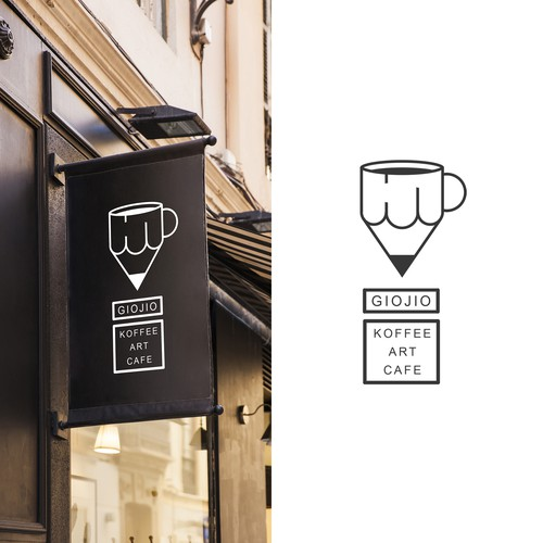 Logo for coffee roastery | bar | world cuisine