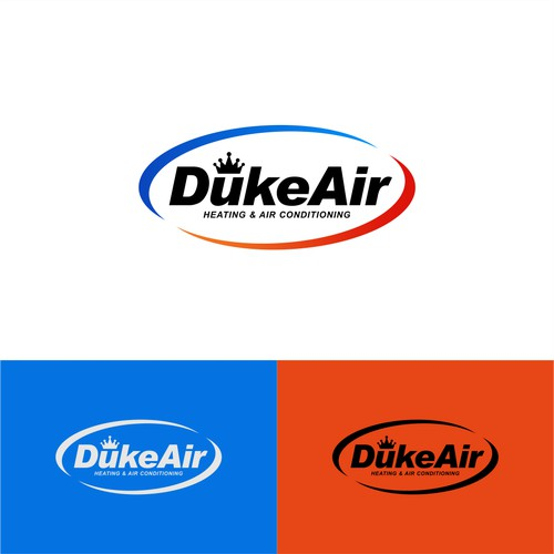 Logo concept for DukeAir