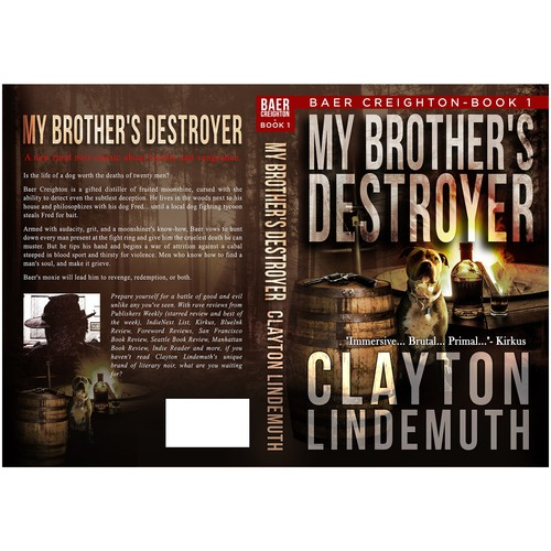 MY BROTHER'S DESTROYER'S series for Clayton Lindemuth