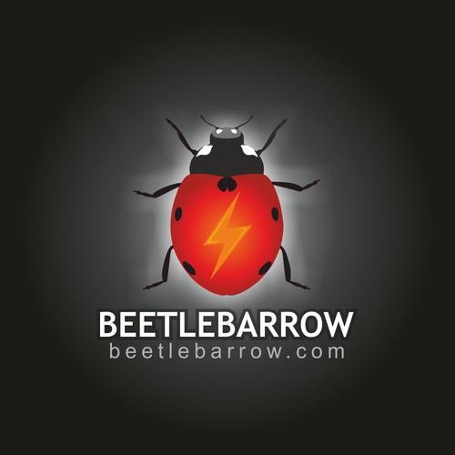 Design a eye-catching logo for an Electric Wheelbarrow product