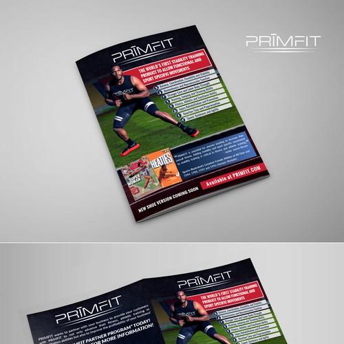 PRĪMFIT Bifold Brochure