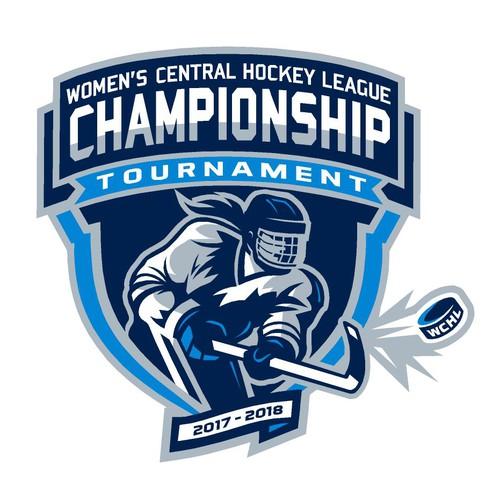 WCHL CHAMPIONSHIP logo