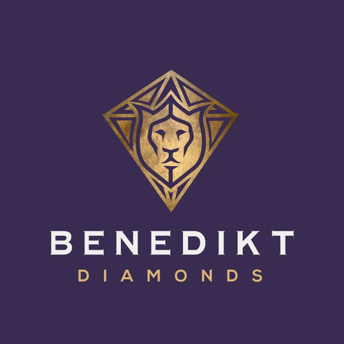 Sophisticated logo (with an African twist) for a luxury jewelry brand