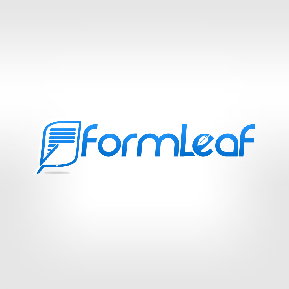 New logo wanted for FormLeaf