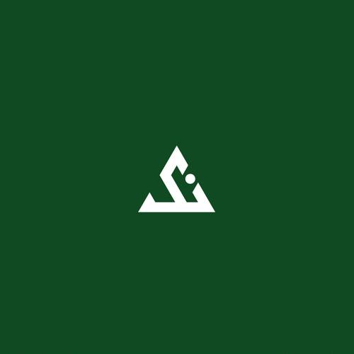 Logo for a golf apparel brand
