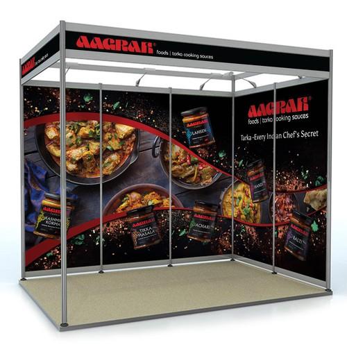 Exhibit Booth Design