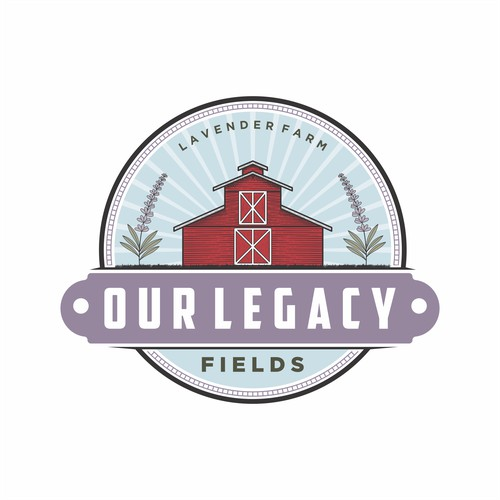 OUR LEGACY FIELDS LAVENDER FARM