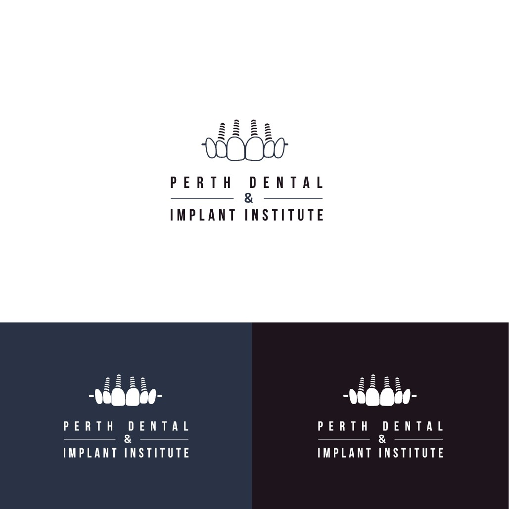 Dental implant company design
