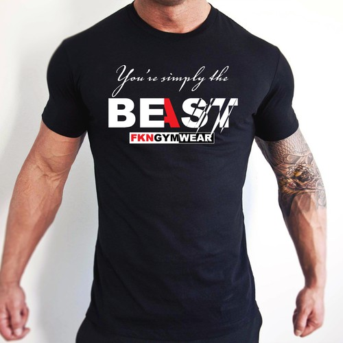 Gym apparel tee