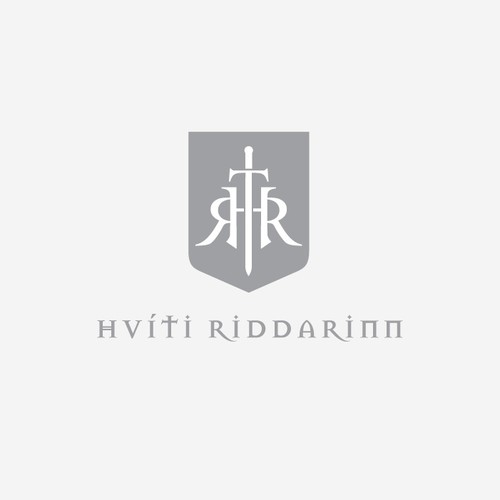 Logo for icelandic restaurant