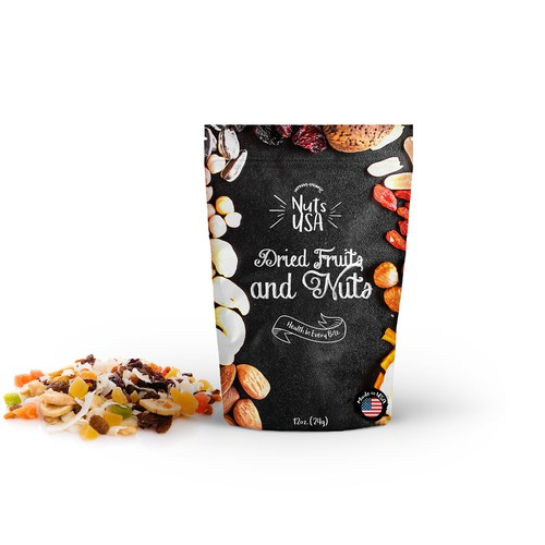 Dry Nuts Packaging