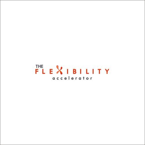 Logo concept for body flexibility
