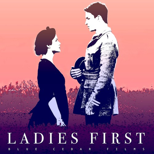 Ladies First Film Poster Design