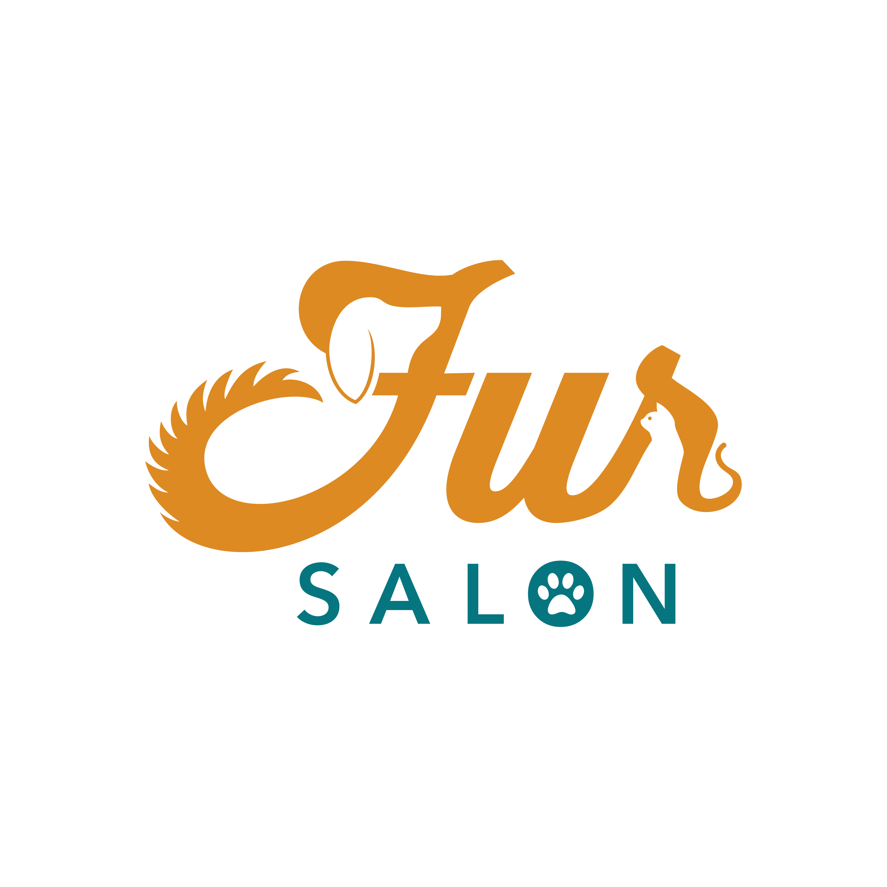 Looking for a clean new logo for a brand new upscale grooming salon.