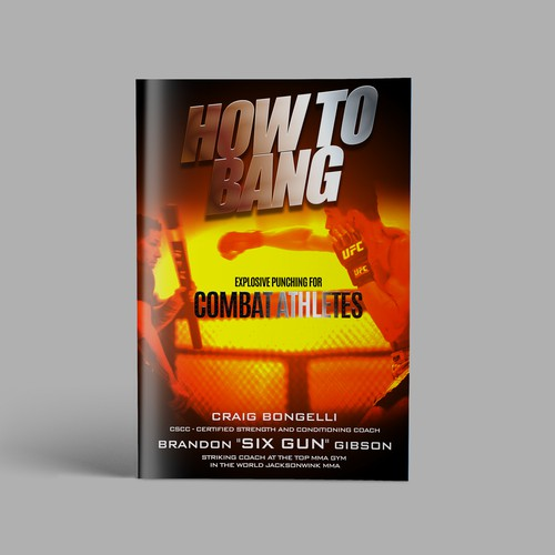 Sports Book Cover Design