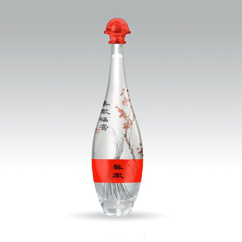 Bottle and label design