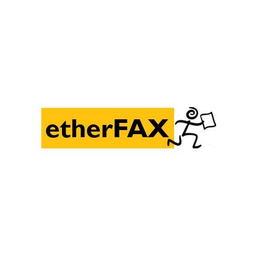 Logo conept ether fax