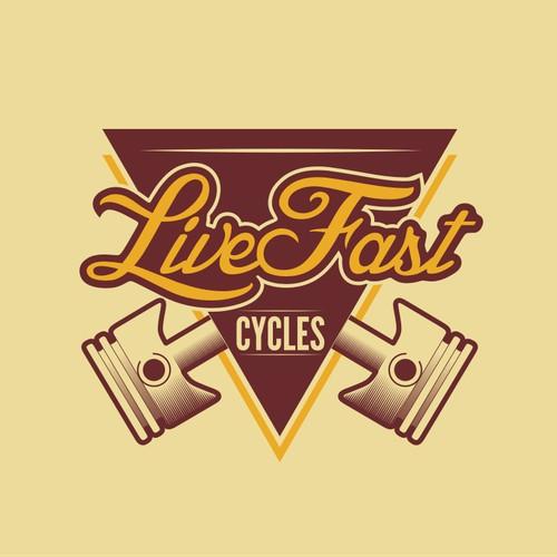 Motorcycle Shop desperately needs new logo