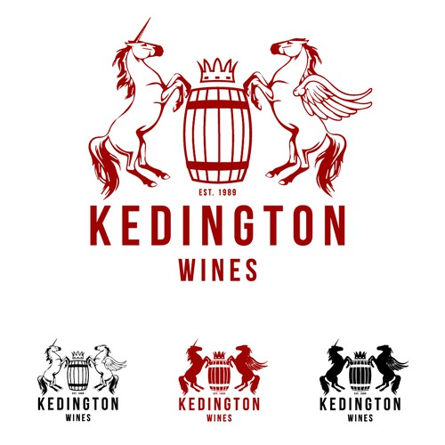Refresh/revitalize the image of a prominent wine distributor of 25 years!