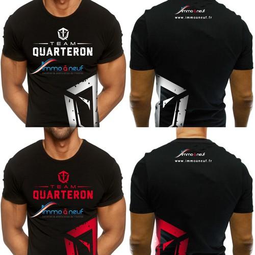 Logo and tshirt design for an Internationnal Kick-boxing Event
