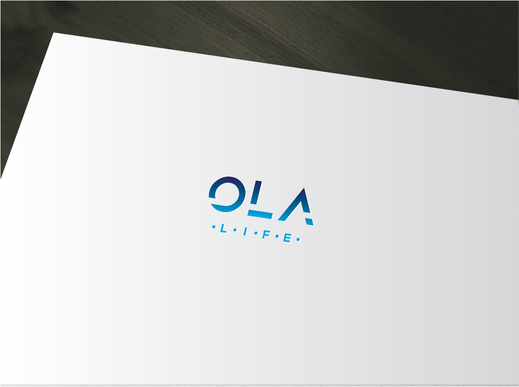Ola... Design an amazing logo for a new fitness/lifestyle brand.