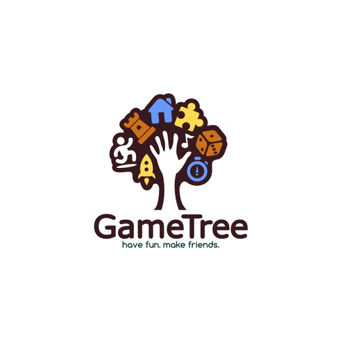 Logo for GameTree