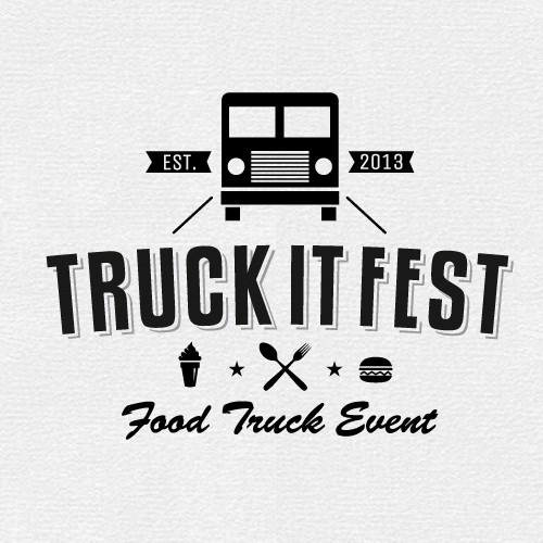 Typography: LA based Food Truck Event Company Logo