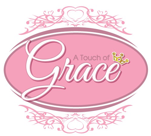 Create the next logo for A Touch of Grace