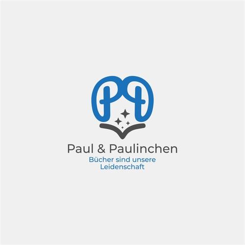 Bold Monogram PP Logo