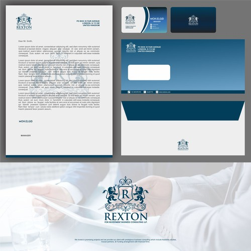Rexton for Investment & Business Consulting LLP.