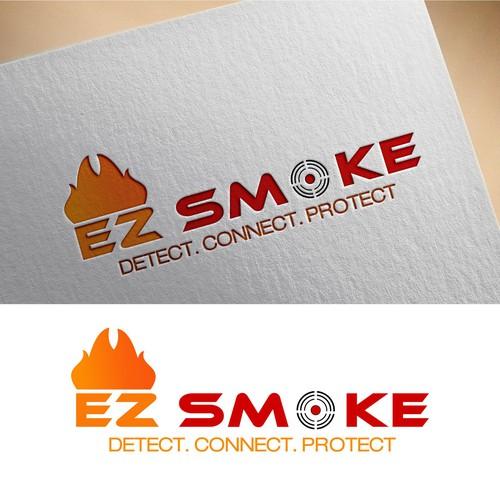Wireless Smoke Detector product