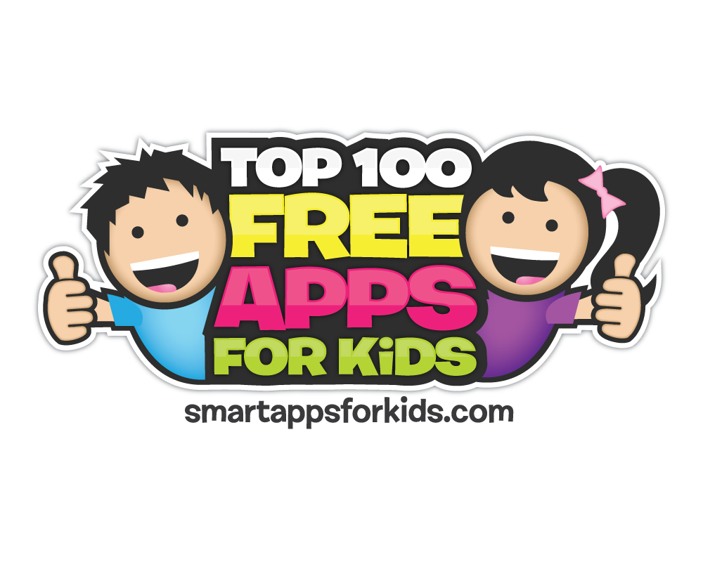 Create the next logo for Top 100 Free Apps for Kids