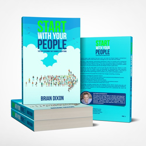 Start With Your People - Brain Dixon