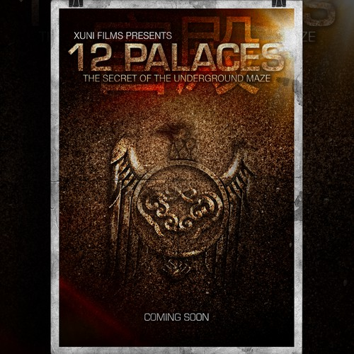12 palaces poster
