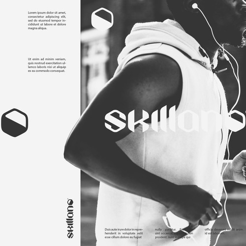 Wordmark for Skillano