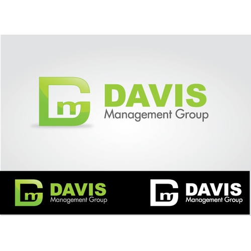 Create the next logo for Davis Management Group