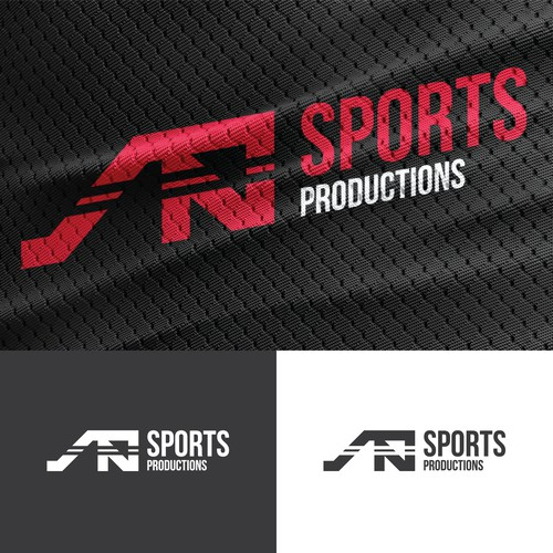 Logo design for Sports production