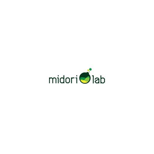midori lab logo