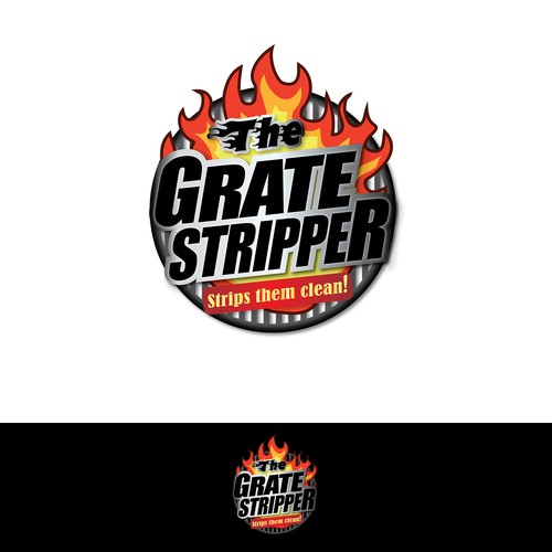 THE GRATE STRIPPER
