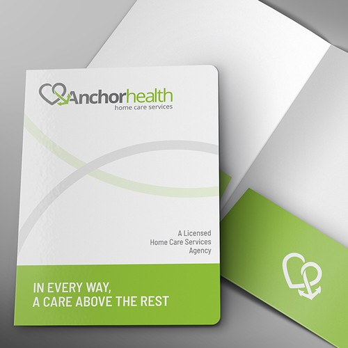Company Folder, Anchor Health