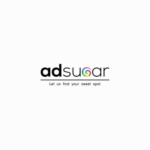 Internet agency called Adsugar needs a new brand logo that's sugary and playful, but not too playful.