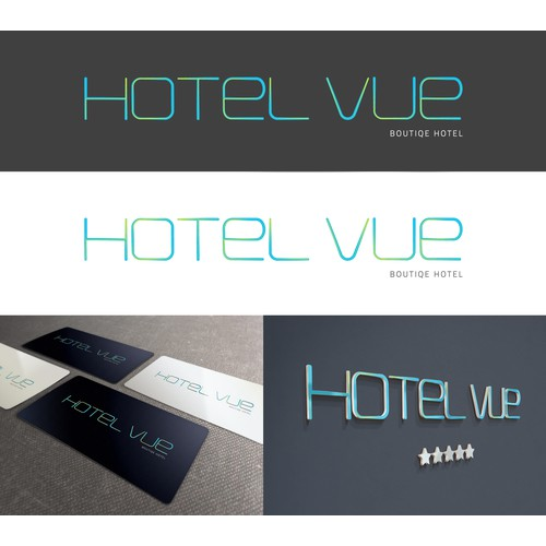 Help Hotel Vue with a new logo