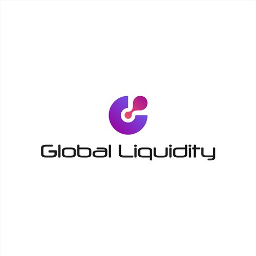 Creative Logo for Global Liquidity