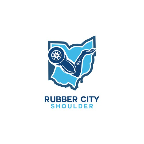 rubber city shoulder