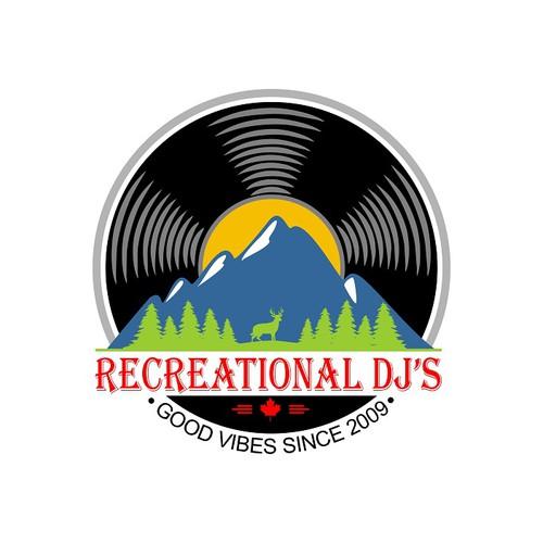 recreational dj's