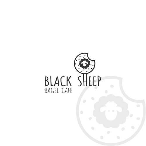 Black Sheep | Logo Design