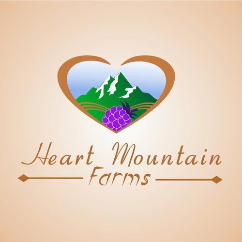 logo for Heart Mountain Farms, Inc.