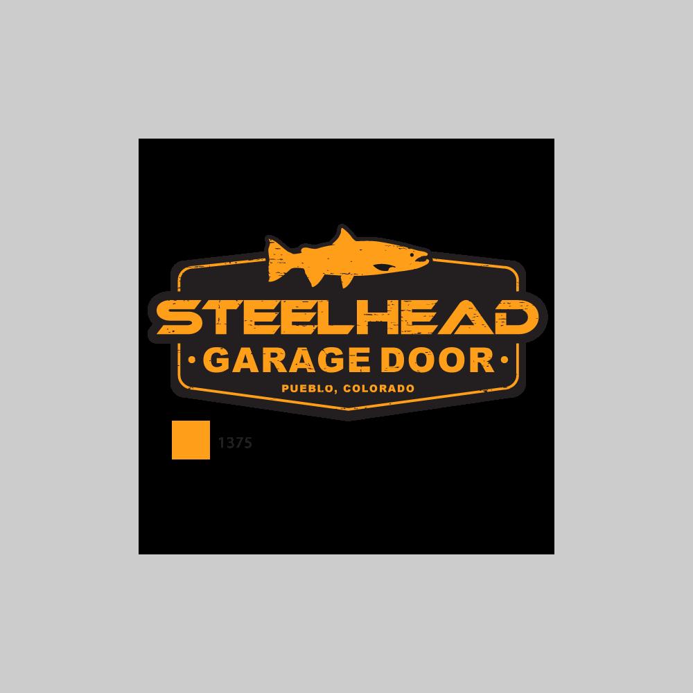 Create a legendary Garage Door company brand identity